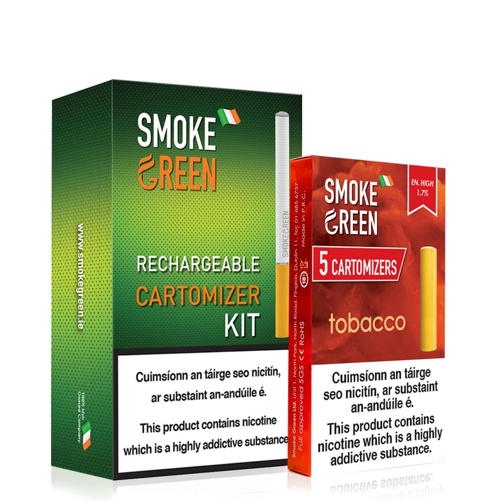 Cartomizer Kit + Cartomizers (1)