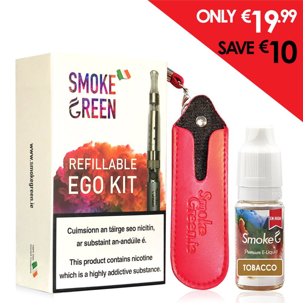 Ego Kit Bundle with free pouch