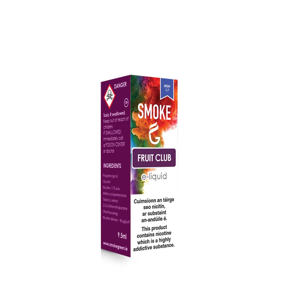 Smoke Green E-Liquid